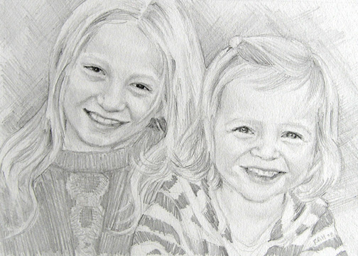 Beth and Harriet
