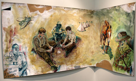 Panel 4: The Bond of the 'Mounteds' | NZ$2500*